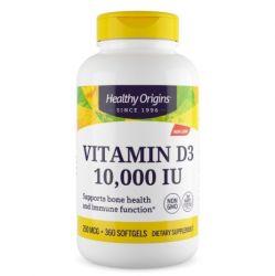Vitamina D3 10.000 UI - 360 Softgels