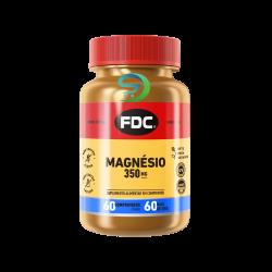 Magnésio 350mg - 60 cápsulas