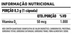 Vitamina D3 2.000 UI - 100 cápsulas