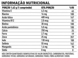 Polivitamínico Hair  Skin and Nails - 90 comprimidos